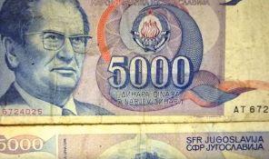 Jedna od poslednjih poreskih prijava u Jugoslaviji: Ko su bili najbogatiji građani?