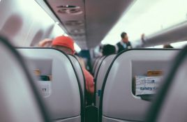 Najveće neugodnosti na letovima koje su pravili drugi putnici