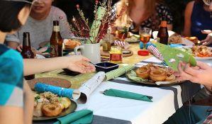 Saveti za ishranu tokom praznika