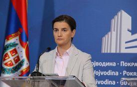 Brnabić: Nasilnim upadom u RTS za mene su završeni mirni protesti