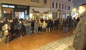 FOTO: Godinu dana protesta u Novom Sadu