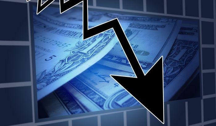 Pad indeksa na Vol Stritu zbog sunovrata američkog BDP-a