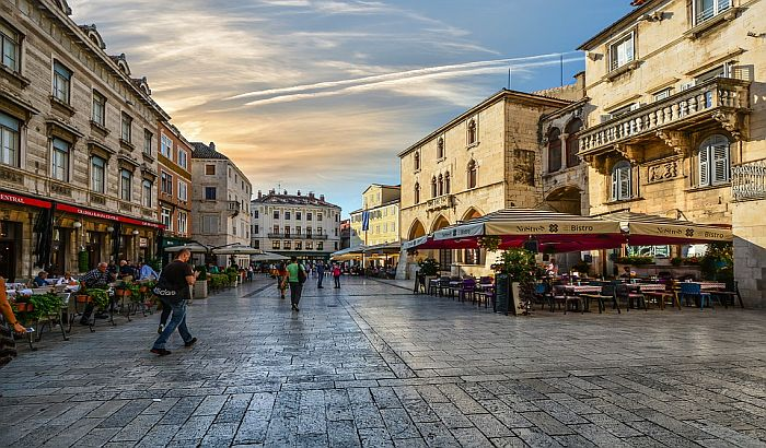 Kod Splita hotel za korona turiste
