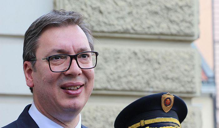 Vučić: Imamo četiri opcije za koaliciju, Vlada do 25. avgusta
