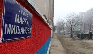 FOTO: Privremeno stali radovi u Marka Miljanova