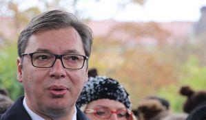 Vučić: Neću tužiti Vesnu Pešić zbog tvita