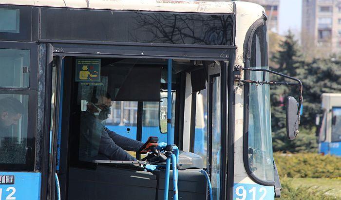 Rekonstrukcija nadvožnjaka u Temerinskoj menja trase autobusa GSP-a