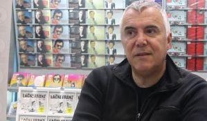VIDEO: Lačni Franz proslavlja 40. rođendan singlom