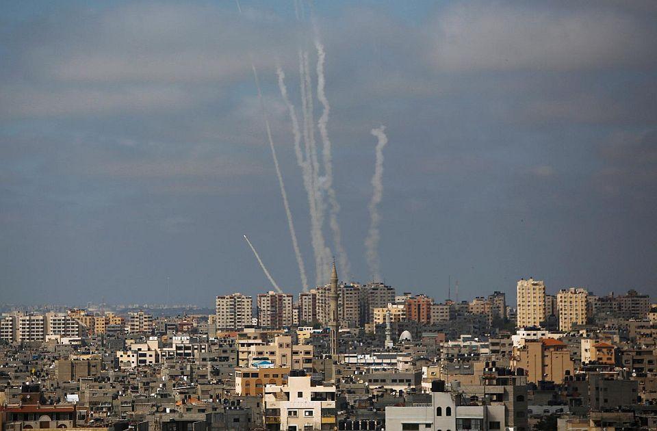Stupio na snagu prekid vatre između Izraela i Hamasa, građani slave na ulicama