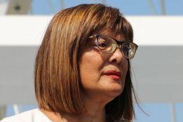 Maja Gojković izbacila poslanike DJB iz skupštinske sale jer nisu nosili maske i rukavice