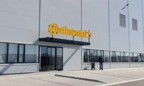 VIDEO: Otvaranje nove fabrike Kontinentala u Novom Sadu