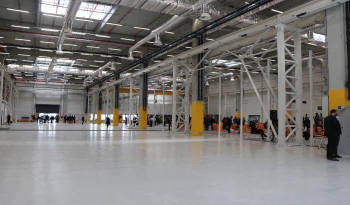 FOTO, VIDEO: Otvorena fabrika kompanije Continental - nova radna mesta za mlade inženjere