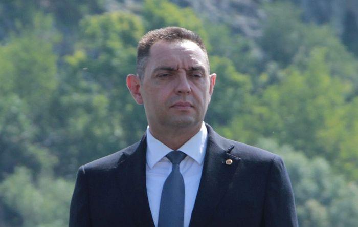 Vulin: Tužilaštvu dostavljena imena ljudi iz MUP-a koji su prisluškivali Vučića