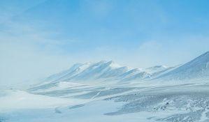 Island postavio spomenik otopljenom glečeru