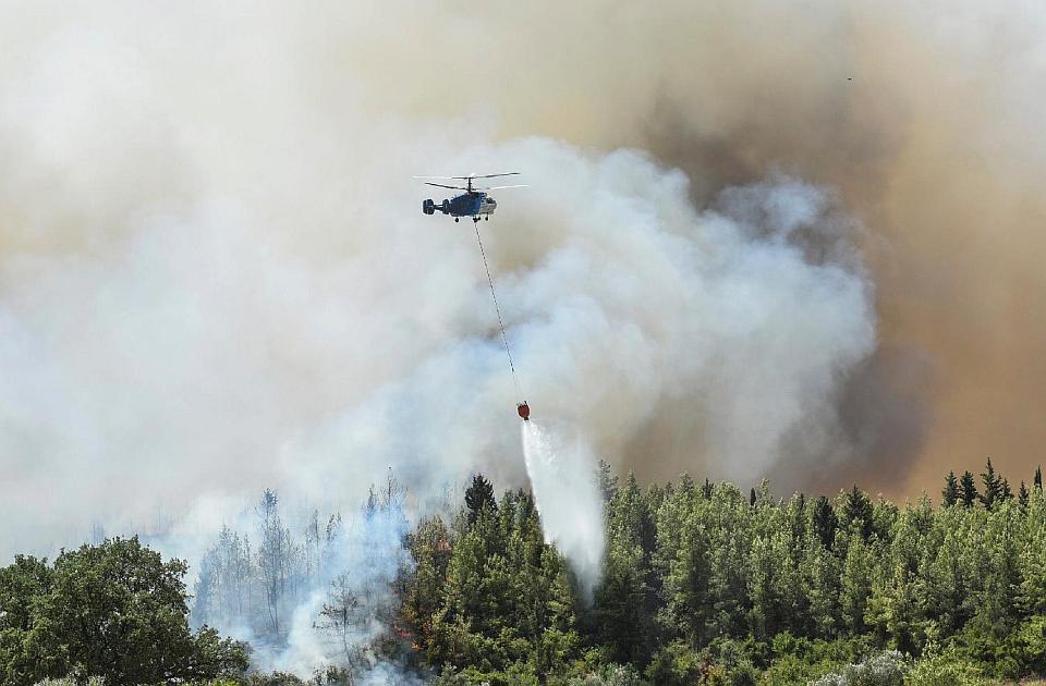 Šest osoba poginulo u požarima u Turskoj