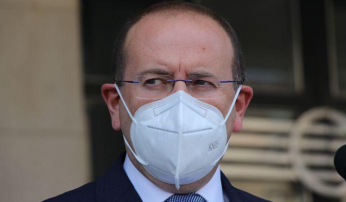 Gojković: Manje od 700 kovid pozitivnih pacijenata u Vojvodini