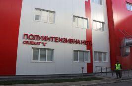 Novi rast broja obolelih u Kovid bolnici na Mišeluku