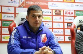 Đorđević nakon pobede: Najbolje drugo poluvreme od početka sezone