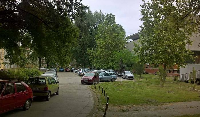 Ipak u planu izgradnja garaže kod Muzeja Vojvodine