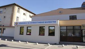 Dva nova pacijenta zaražena virusom korona primljena u Klinički centar Vojvodine