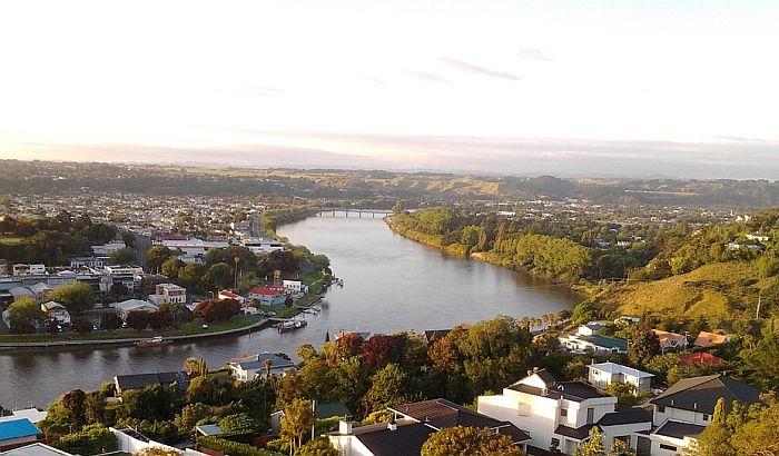 Ova reka na Novom Zelandu može da vas tuži