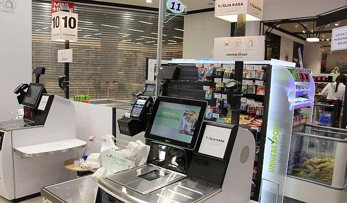 Prodavnice Univerexporta od danas rade od 7 do 15 časova