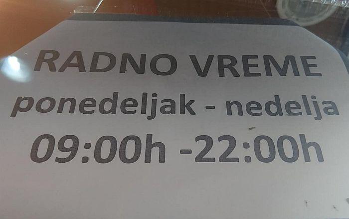 Poslodavci u Crnoj Gori nezadovoljni predlogom da nedelja bude neradna