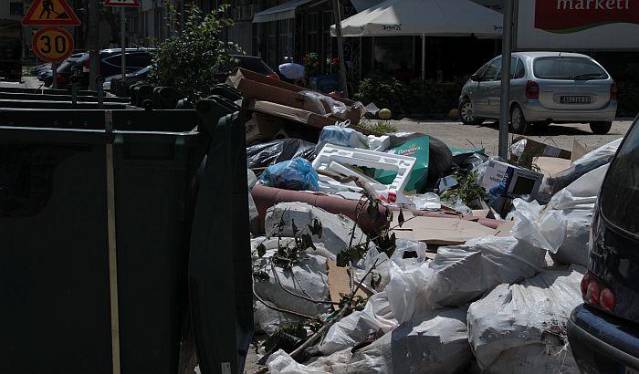 FOTO: Deponija šuta na Novom naselju uklonjena