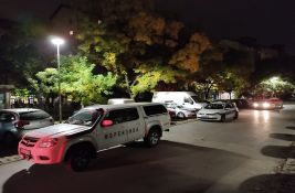FOTO: Pucnjava u lokalu na Detelinari, nema povređenih