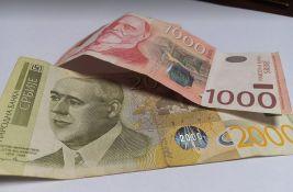 Penzionerima 1. novembra još 30 evra, ostalim građanima dan kasnije