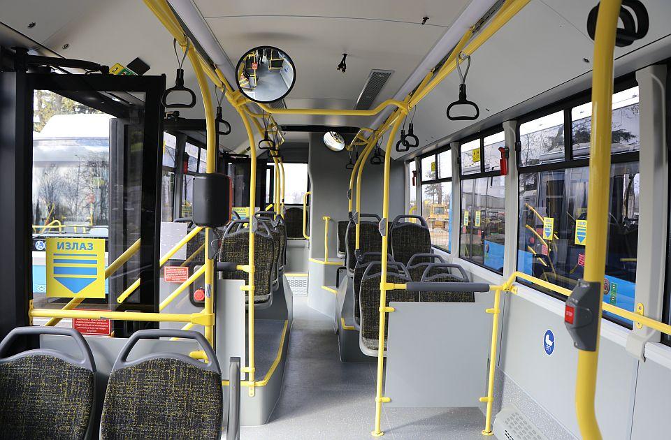 Autobusi GSP-a na liniji 74 danas menjaju trasu zbog maratona