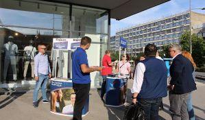 VIDEO: Narodna stranka u bojkotu u Novom Sadu