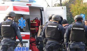 Muškarac pronađen sa prostrelnim ranama u blizini Hitne pomoći u Beogradu