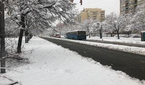 Stanje na putevima u Novom Sadu i u okolini
