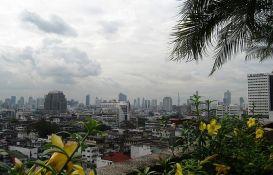 Bangkok je najposećeniji grad na svetu