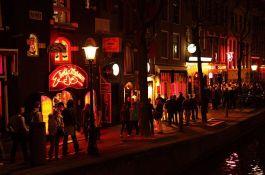 Crvena četvrt se seli iz centra Amsterdama