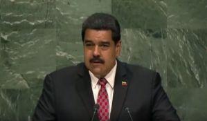 Maduro: Venecuela prekida diplomatske odnose sa SAD