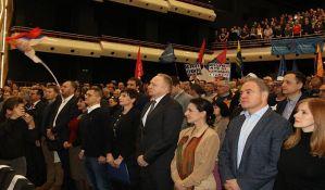 Opozicija usvojila deklaraciju - formiranje vlasti kao rušenje ustavnog poretka