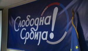Bivši članovi PSG formirali novu organizaciju - Pokret Slobodna Srbija