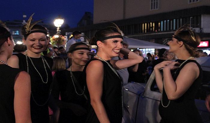 FOTO: Festival uličnih svirača otvoren u duhu
