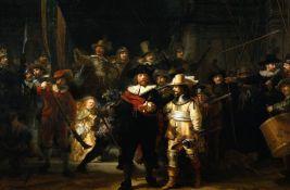 Uništena Rembrantova slika obnovljena zahvaljujući veštačkoj inteligenciji
