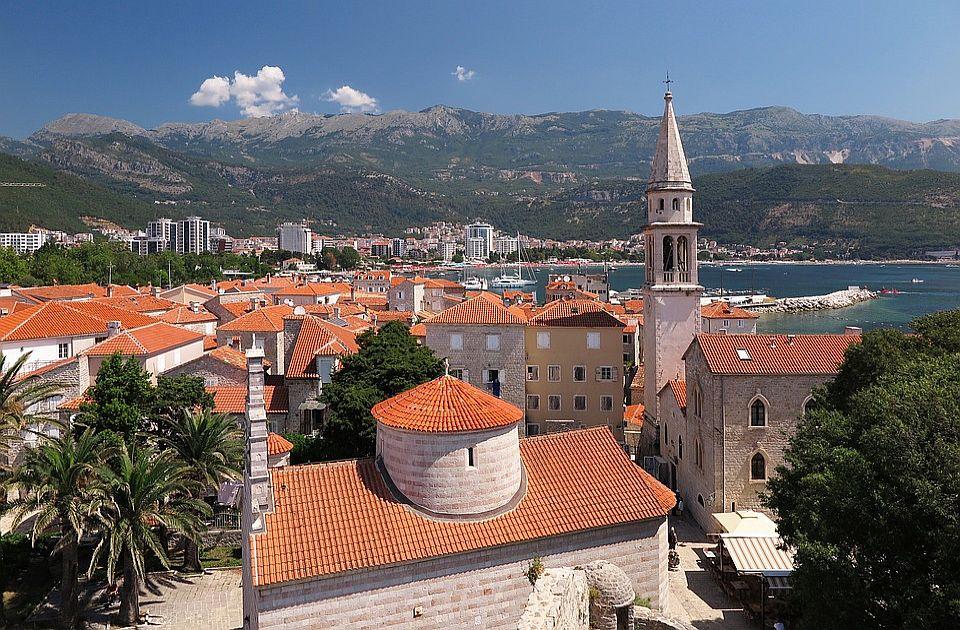U Crnoj Gori 57.000 turista, najviše iz Srbije i BiH