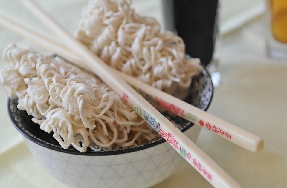 Zašto Kinezi jedu štapićima?