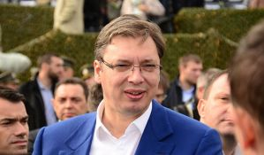 Vučić: Sastav vlade Srbije najkasnije do ponedeljka