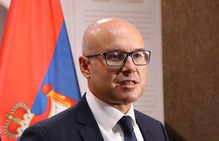 Vučević: SNS podržava ideju Dodika o automatskom državljanstvu Srbije za građane Republike Srpske
