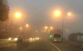 Gusta magla smanjila vidljivost na putevima, preporuke vozačima kako da voze