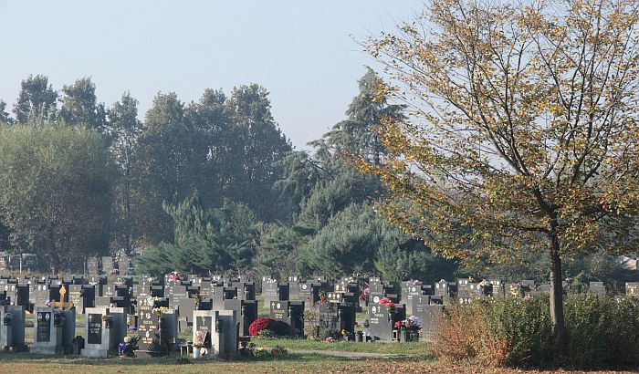 Raspored sahrana za ponedeljak, 9. decembar
