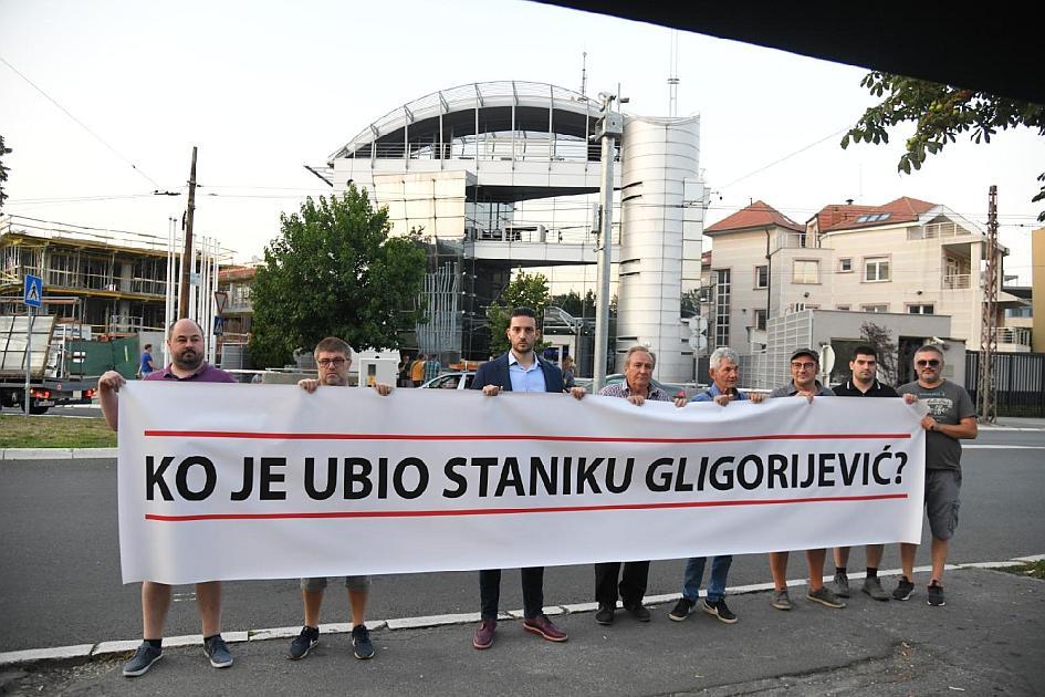 Pokret slobodnih građana pita Vučića: Ko je ubio Staniku Gligorijević?