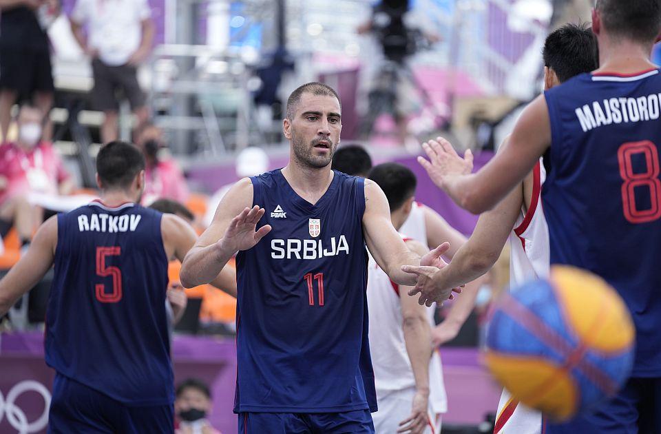 OI: Basketaši pobedili i Holandiju