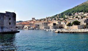Zabranjeno kupanje u Dubrovniku